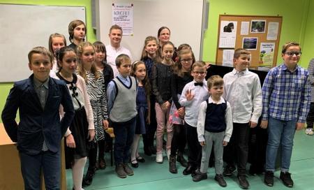 Niezwykły koncert z okazji 101 rocznicy odzyskania przez Polskę Niepodległości