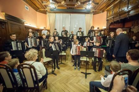 Koncert Szczecin Accordion Band 2020