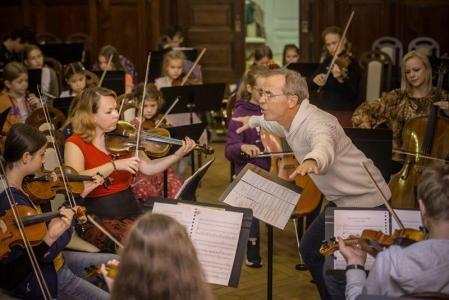 """Polsko-Niemieckie Spotkania Artystyczne """"Orkiestrowo To i Owo"""""""